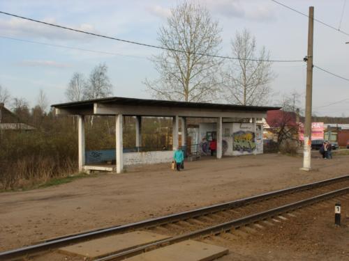 Станция дунай